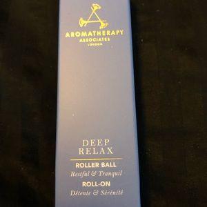 NIB Aromatherapy Deep Relax Roller Ball